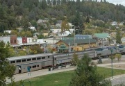 colfax amtrak from depot to downtown