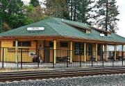 colfax train depot